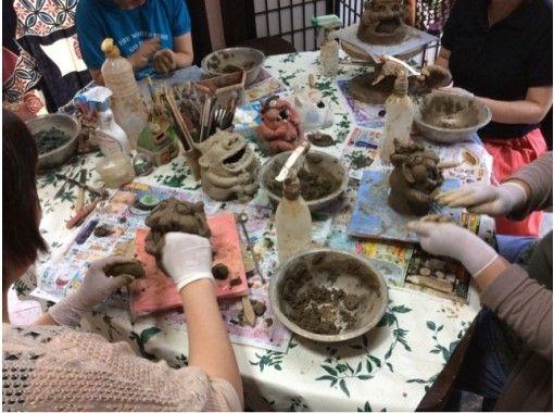 【福岡・福岡市】粘土感覚で楽しめるアート「土だま」でオリジナル作品を作ろう!3才から参加OK・当日お持ち帰り・送迎あり!