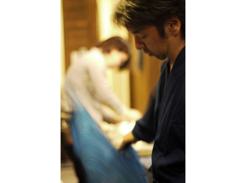 【北海道・札幌】アイテムいろいろ。伝統の藍染技法で「JAPAN BLUE」に染めようの紹介画像