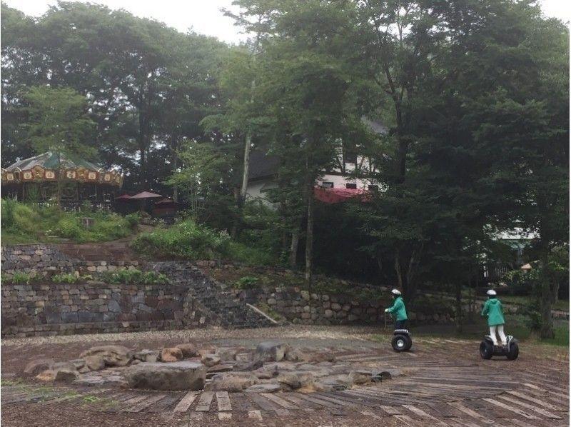 【山梨・八ヶ岳】セグウェイ パークライドツアー 14:00コースの紹介画像