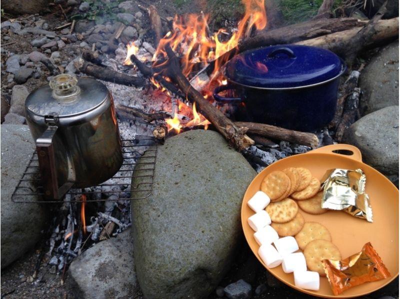 [Yamanashi Yatsugatake] adult Noasobi bonfire cafe ※ lunch box with ♪ Introduction image