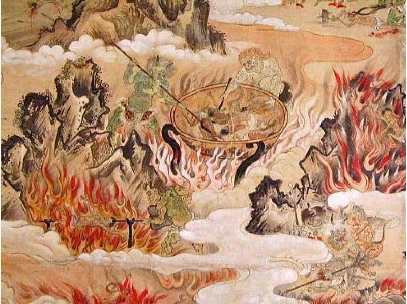 """[โออิตะ Beppu] ลองมาสัมผัสกับ """"นรกนึ่ง"""" เพื่อปรุงอาหารในบ่อน้ำพุร้อน fumaroles เตา! รู้เบื้องต้นเกี่ยวกับภาพ"""