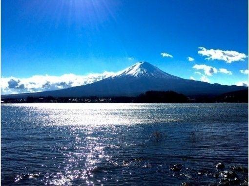 【山梨・河口湖】『爆走!! 富士山 絶景湖畔コース』大注目のカート体験60分コース(要普免)