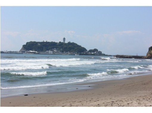 [Shonan / Surfing] Group lesson for 4 more people / 4900 yenの紹介画像