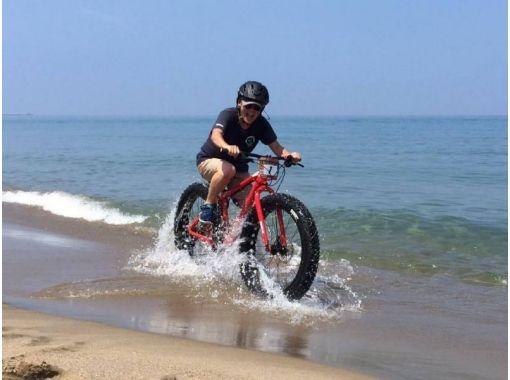 【鳥取県・鳥取市】日本唯一!鳥取砂丘を極太タイヤでサイクリング!