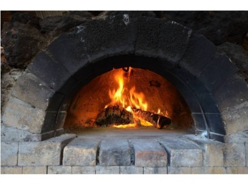 【静岡・伊豆・浄蓮の滝近く】トッピングは自由!石窯ピザ焼体験
