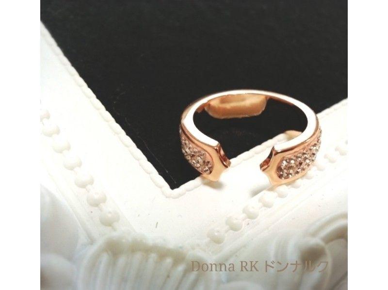 [東京五反田]裝飾施華洛世奇你最喜歡的項目! <項鍊戒指當然>圖像簡介