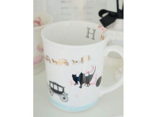 【福岡・福岡市】気軽にポーセラーツを体験「オリジナルマグカップやプレート」作りを楽しもう!手ぶらでOK・お子様も連れも歓迎!