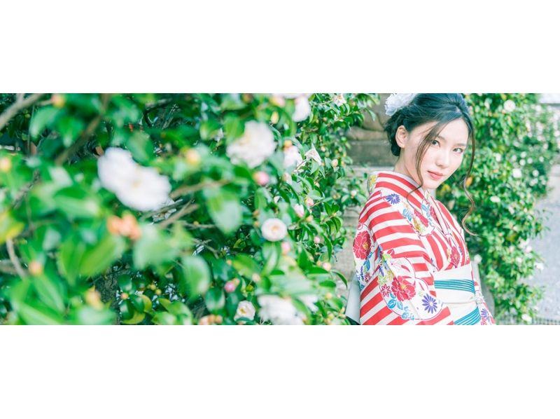 【京都・清水寺 着物レンタル】京都を着物で観光しよう☆着物・浴衣レンタルおまかせプランの紹介画像