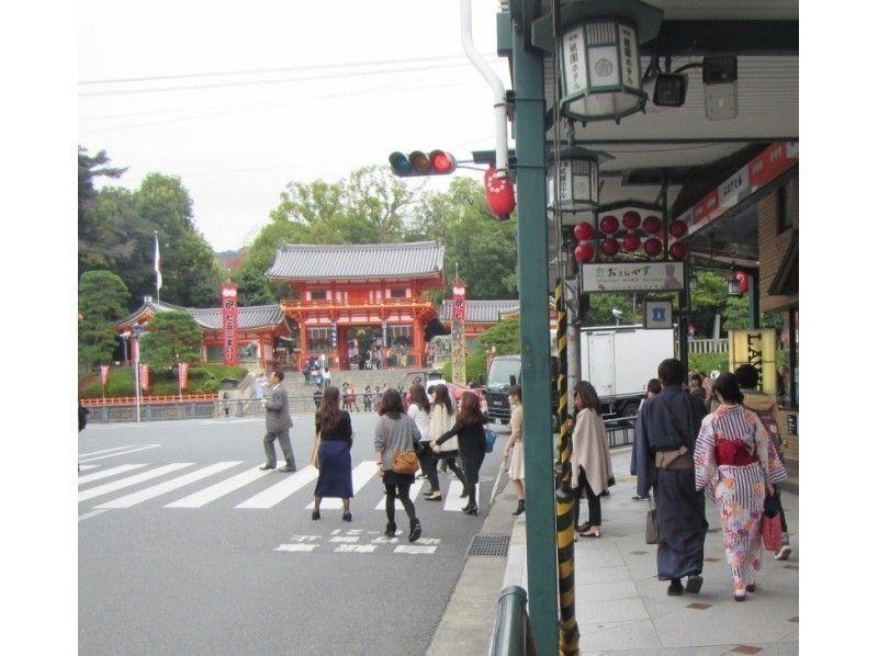 [Kyoto, Kiyomizu Temple kimono rental] trying to explore Kyoto Kimono ☆ introduction image of kimono, yukata rental Leave Plan
