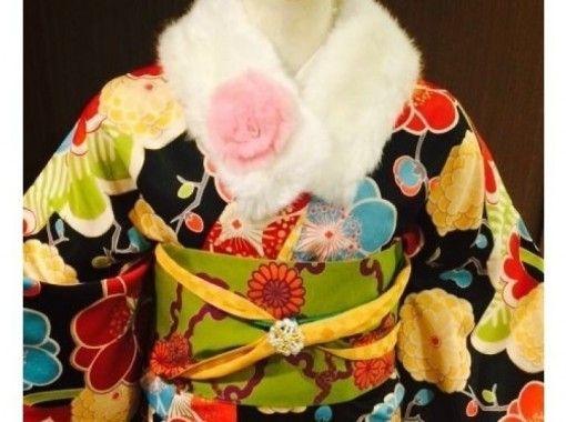[京都,清水寺]京都試圖和服去探索!和服租賃計劃(附日本小禮品贈品)の紹介画像