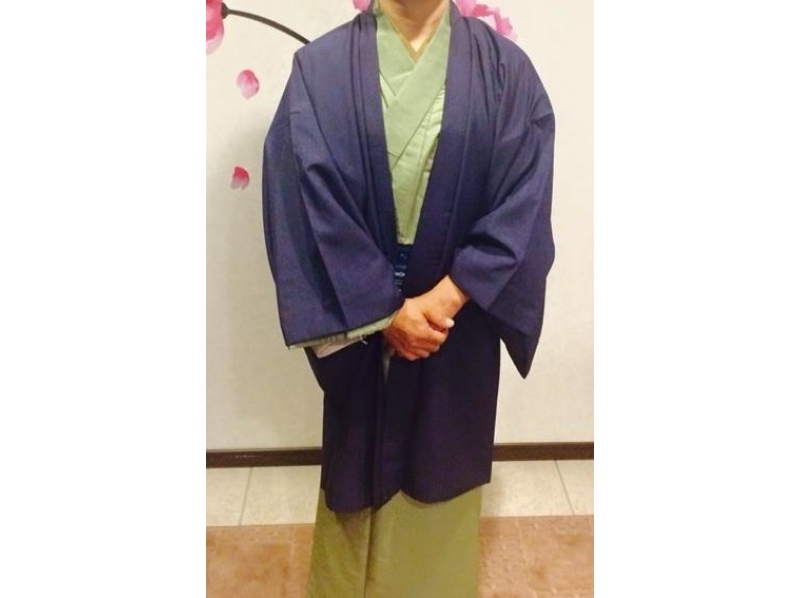 [Kyoto, Kiyomizu Temple kimono rental] male limited plan! Introduction image of men's kimono, yukata rental Leave Plan