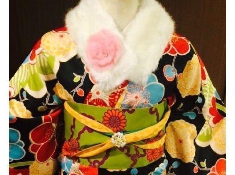 【京都・清水寺 着物レンタル】カップル割引プラン!京都を着物で観光しよう☆着物・浴衣レンタルの紹介画像
