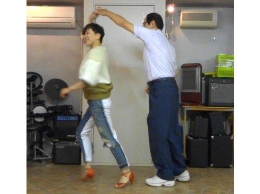 【京都・伏見】基本からレッスン。コツを覚えてサルサを楽しく踊ろう!