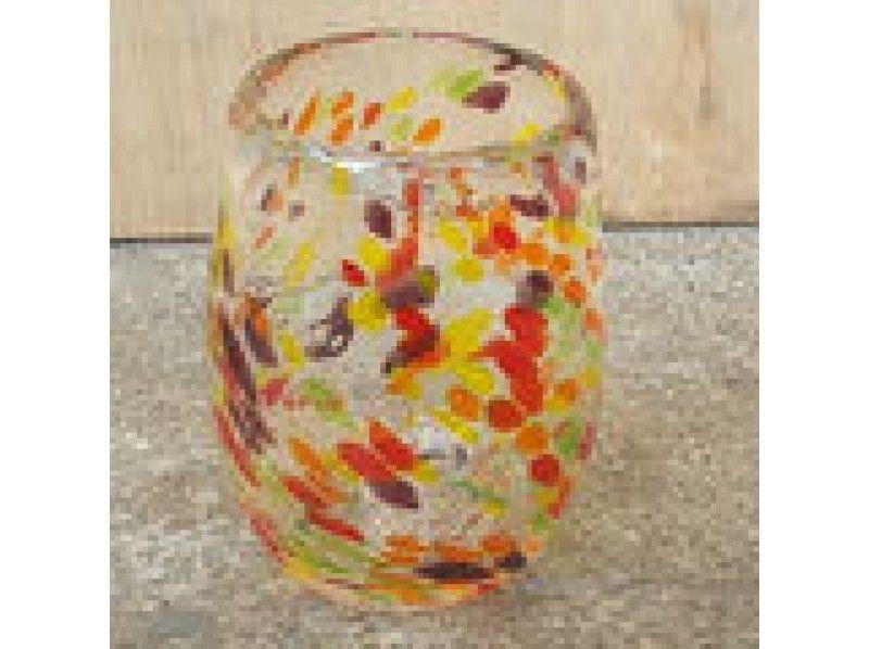 【北海道・北広島】コップやボウル、花瓶などお好みのアイテムをつくろう[吹きガラス体験]の紹介画像