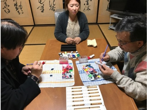 """[Aichi / Okazaki City] Opportunity to meet Japanese candles with """"painting experience"""" traditional crafts. Children OK. Matsui Motowa Candle Studio, a Japanese candle manufacturer selected as a summit giftの紹介画像"""