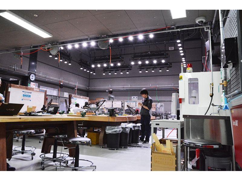 【東京・秋葉原】最新鋭のモノづくり施設で体験!はじめての『3Dプリンター』の紹介画像