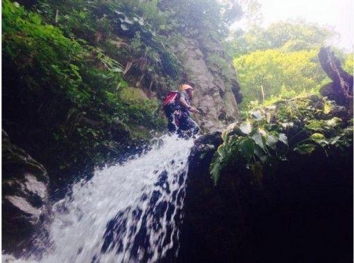 【富山・黒部川】黒部川上流キャニオニング(1日コース)ビギナーの紹介画像