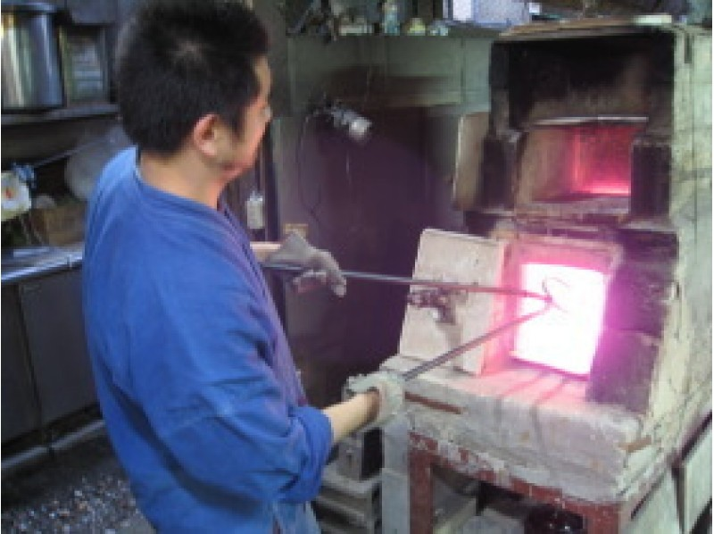 [Tokyo Chofu] pottery experience in lush Jindaiji kiln. Easy [Raku course] Introduction image go up baked in 20 minutes