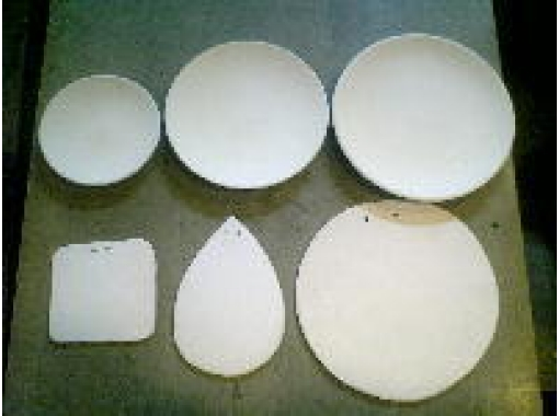 【東京・調布】緑豊かな深大寺窯で陶芸体験!らくやき・手びねり「手形・足形コース 」手形も取れます!