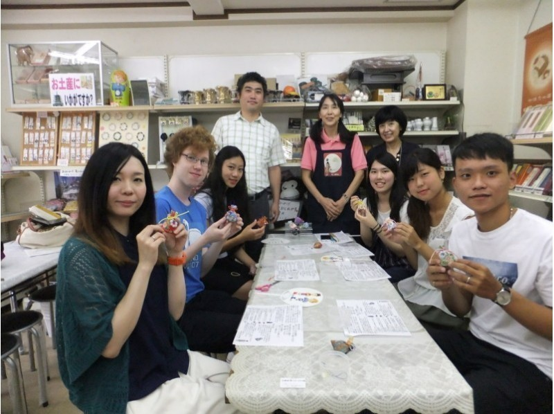 [Kyoto Shimogyo] Let's make the traditional smell bag with your favorite scent! Introduction image of the original handmade experience enjoyed in ancient city