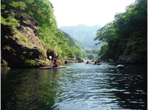 【東京多摩川でカヌースクール・楽しさを体感!】流れ入門クラス