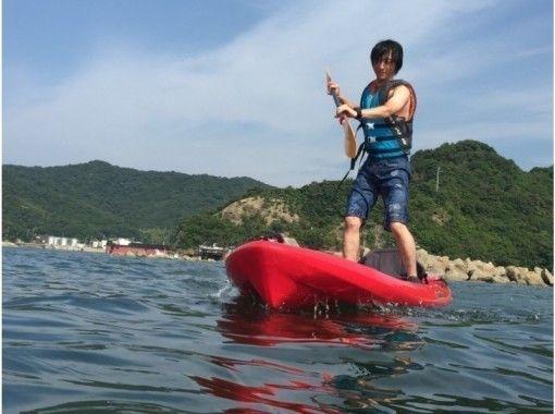 【関西・兵庫県・淡路島】シーカヤック・カヌーを気軽に体験!まんぷくコース(75分)