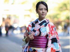 Kimono Tokyo原宿の画像