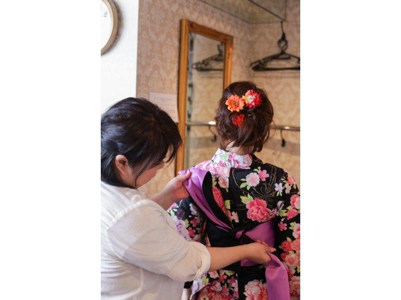【東京・新宿・浴衣レンタル】女の「浴衣でお出かけ」プラン!の紹介画像