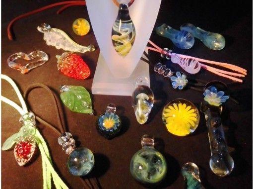 【千葉・鴨川】酸素バーナーワーク体験でオリジナルのガラス工芸に挑戦!(60分コース)