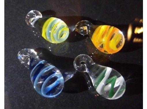【千葉・鴨川】ガラス工芸・ミニ体験(20分コース)酸素バーナーワークにチャレンジ!