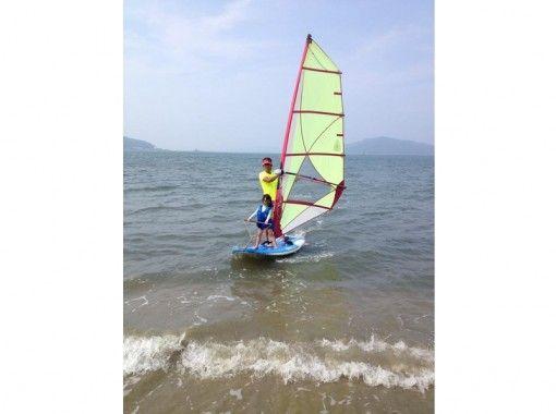福岡・今宿【ウインドサーフィン】1日体験コース(4時間)