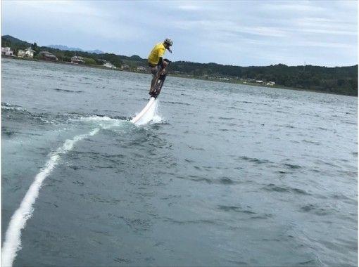 【鹿児島・池田湖】ホバーボード体験スクール【初心者大歓迎!】