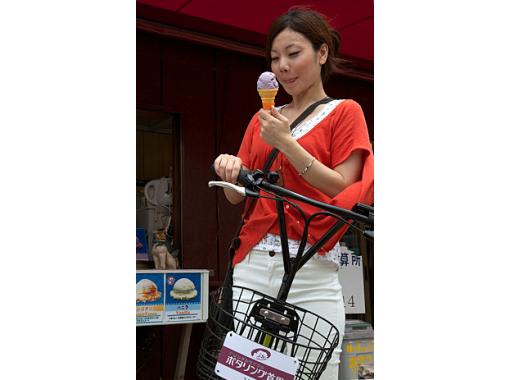 【沖縄・首里・レンタルサイクル】電動アシスト自転車らくらくで首里観光! 4時間コース