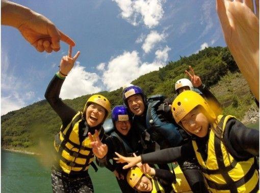 【熊本・球磨川】日本三大激流!ラフティング体験(午前コース)