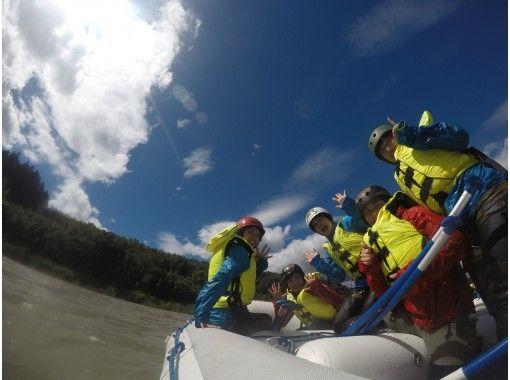 [Kumamoto Kuma River] Japan's three large torrent! Rafting experience (course morning)の紹介画像