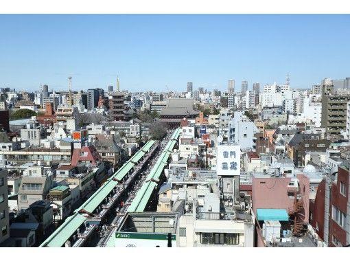 【東京・入谷】貸切でラクラク東京観光!選べる2コース(観光タクシー/ハイヤー8時間コース)