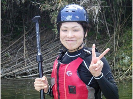 【静岡・伊豆・長岡温泉】初心者歓迎♪富士山を望む狩野川リバーSUP体験 【午前】