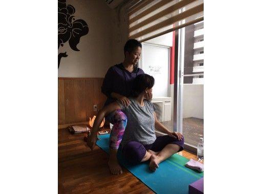 【沖縄・那覇】瞑想・呼吸法を取り入れた本格インドヨガを体験〔プライベートレッスン〕