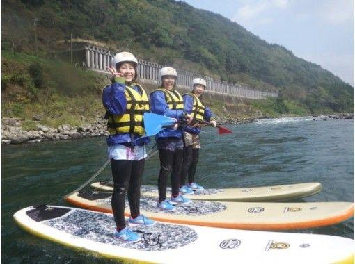 【熊本・球磨川】大注目!リバーサップ(River SUP)★半日体験ツアー【午前コース】