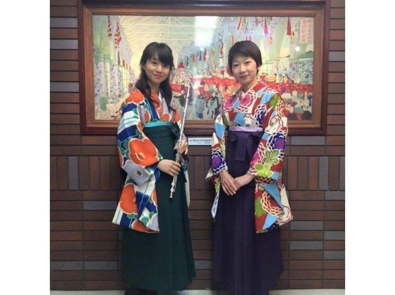 【神奈川・横浜】はかまレンタル着付け@横浜きものステーションの紹介画像