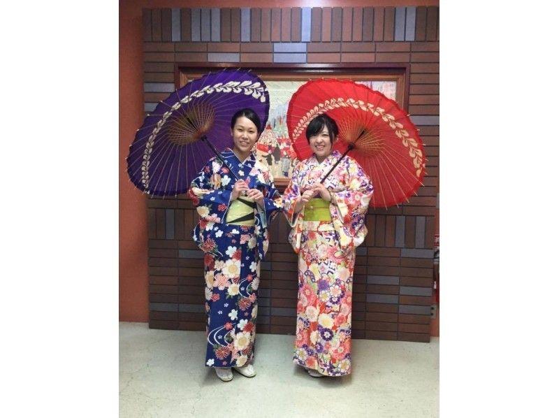 【神奈川・横浜】きものレンタル着付け@横浜きものステーションの紹介画像