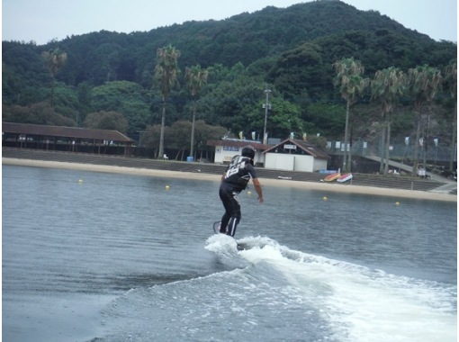 [Flying surfing Nagasaki first appearance] Hoverboard experience [Stop after Nagasaki Huis Ten Bosch]の紹介画像