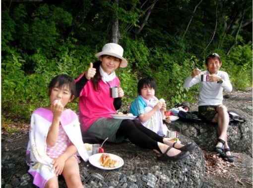 [Enjoy the northeast and natural] 1DAY adventure kayaking experience and school plan [special lunch with]の紹介画像