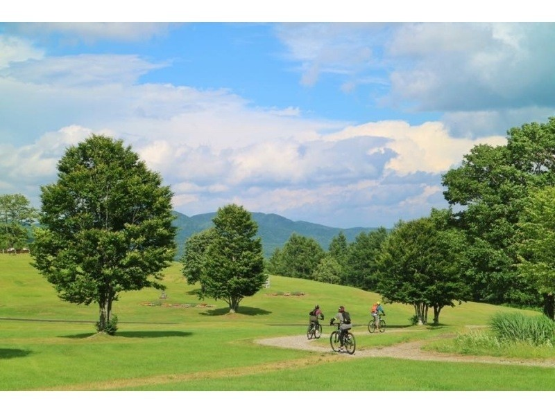 【東北・八幡平の自然を満喫】1DAY MTB(マウンテンバイク)体験【ランチつき】の紹介画像