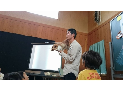 [Nagano/ Suwa] Learn about animals by seeing and touching them! Animal schoolの紹介画像