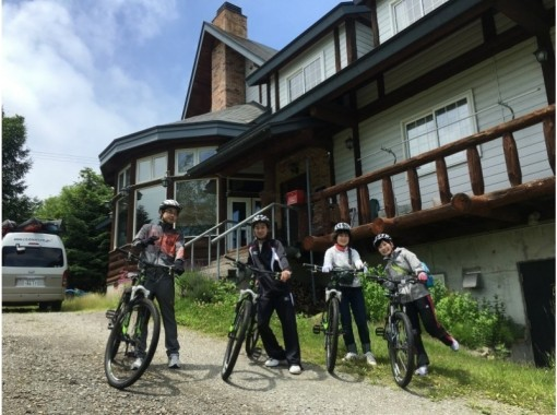 ★ HIS Super Summer Sale in progress ★ [Enjoy the nature of Tohoku and Hachimantai] 1/2 day MTB (mountain bike) experience [Half-day plan]の紹介画像