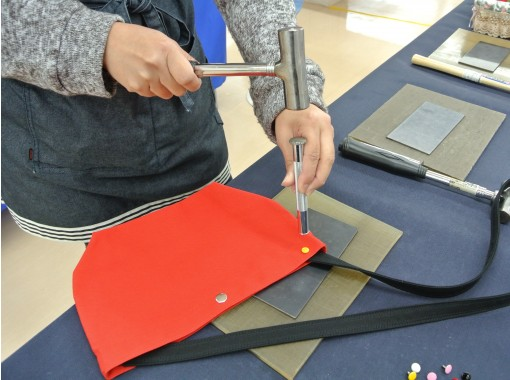 【兵庫・豊岡】お子さまも簡単!「ショルダートートバッグ」作り!手ぶらでお越しください!