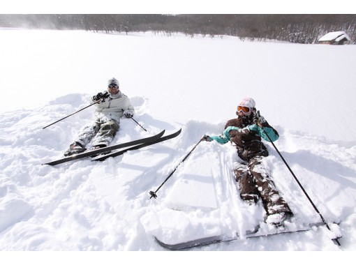 [Tohoku/ Hachimantai]Cross-country skiing(1day tour) with special lunch! Enjoy OK and nature from elementary school studentsの紹介画像