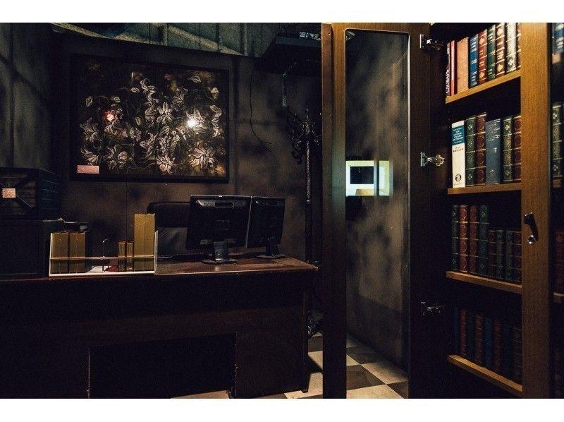 [โตเกียวชินจูกุคาบุกิโจ] เกมหนี Spy ประสบการณ์★ภาพแนะนำกับมื้อ (ชาบูชาบูหรือสุกี้ยากี้ + ทั้งหมดที่คุณสามารถดื่ม)
