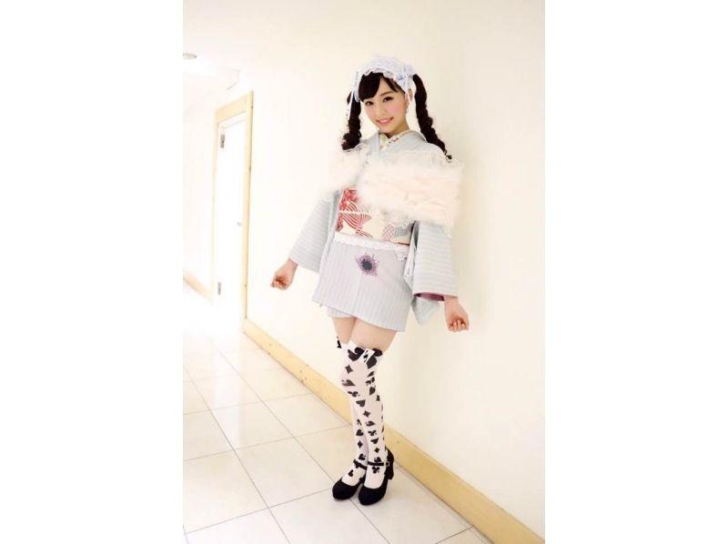 [Harajuku, Tokyo] Harajuku cute experience! Lolita kimono plan ♪ Introduction image